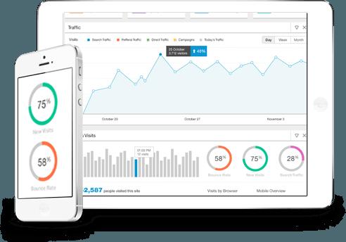 Tablet - Online Marketing - Delante