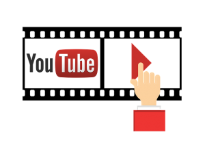Social Media: Youtube Delante