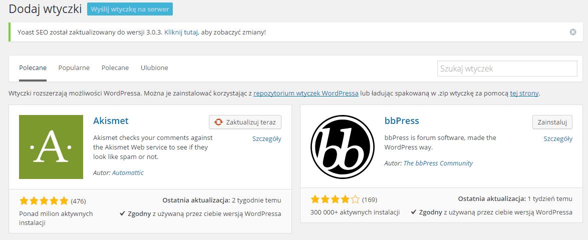 ab295821824bc0 Pozycjonowanie strony na Wordpressie - pomocne wtyczki - Delante Blog
