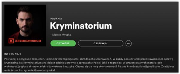 podcasty a linkowanie zewnętrzne