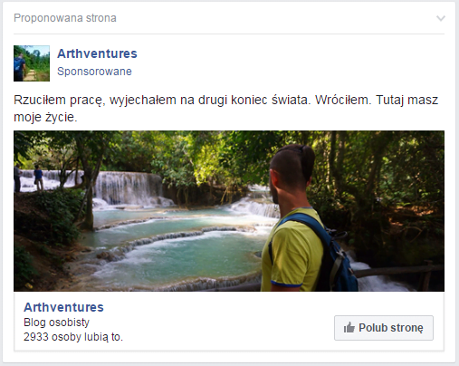 facebook ads reklama firmy na facebooku