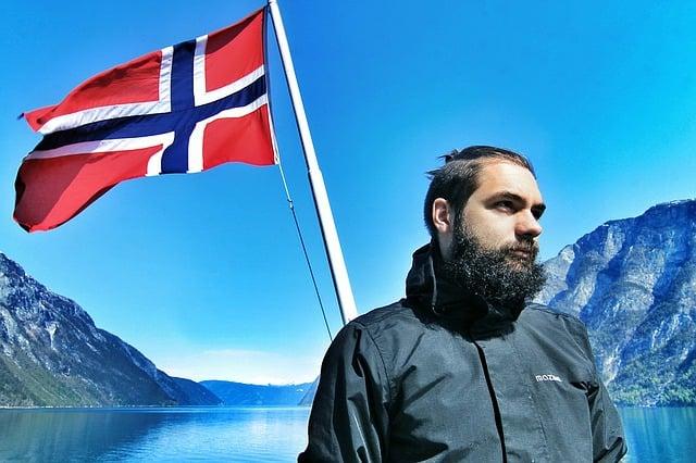 Pozycjonowanie w Norwegii - mieszkaniec kraju