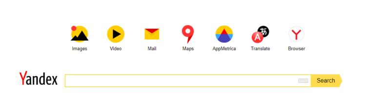 Yandex - seo in russia