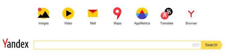 Yandex w pozycjonowaniu w Rosji