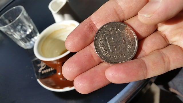 Pozycjonowanie w Szwajcarii a kurs franka