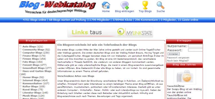 SEO Switzerland - blogs