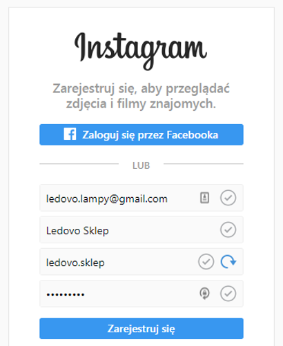Instagram a SEO - social media a pozycjonowanie
