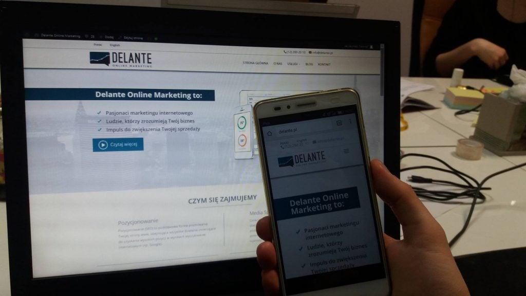 Mobilne pozycjonowanie a budowa strony po dobre SEO