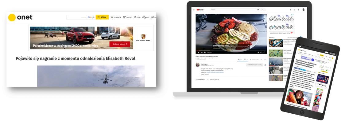 Reklama Google Ads w sieci GDN