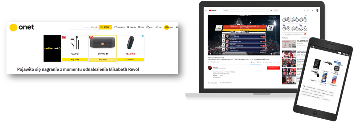 Remarketing dynamiczny reklam Google Ads