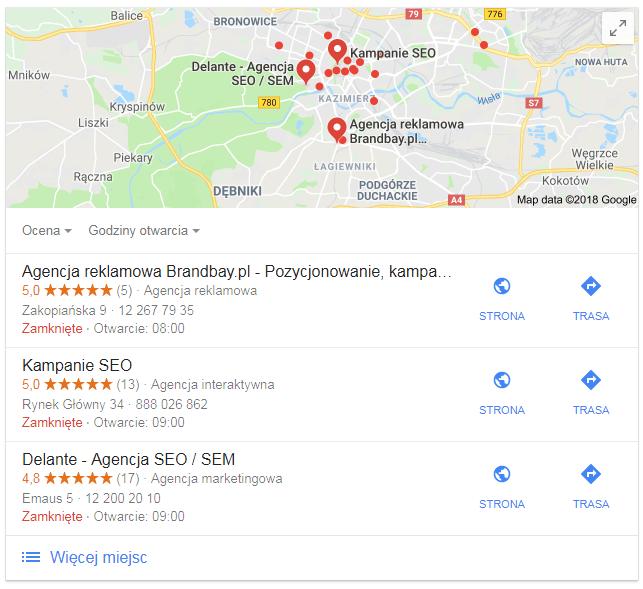 jak dodać firmę do google moja firma