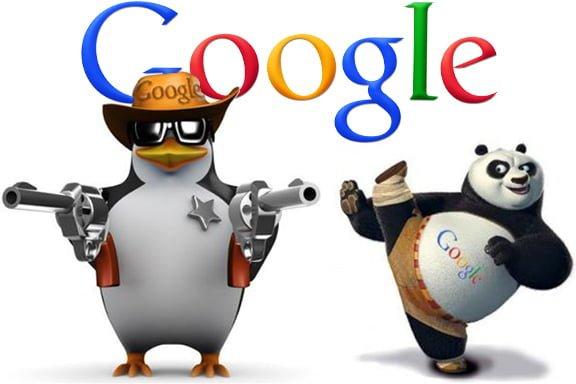 algorytm panda i pingwin a zaplecza seo