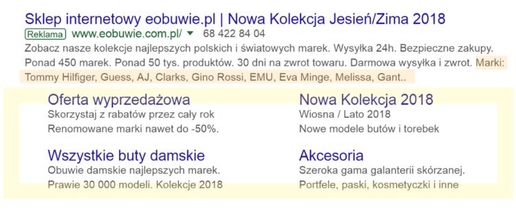 Rozszerzenia Google