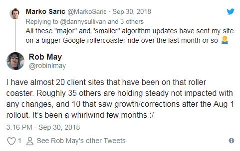 Urodzinowy update algorytmu - Rob