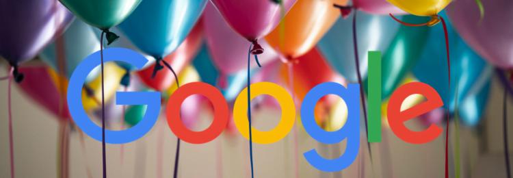 Urodzinowa aktualizacja algorytmu Google