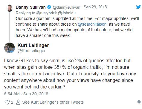 Kurt - urodzinowy update algorytmu