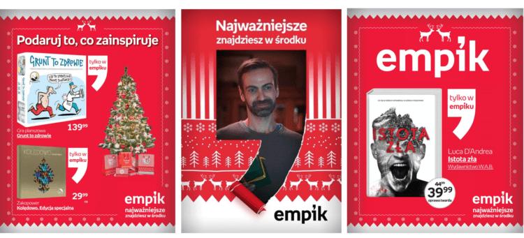 Kampania na święta - empik