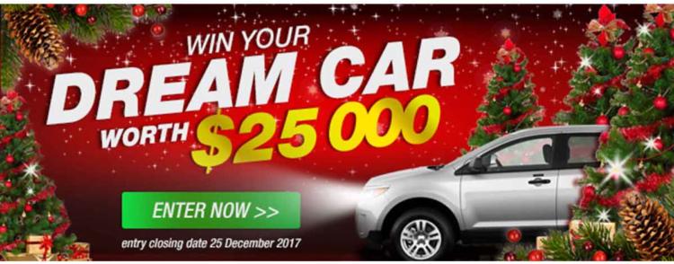 Kampania - wygraj auto