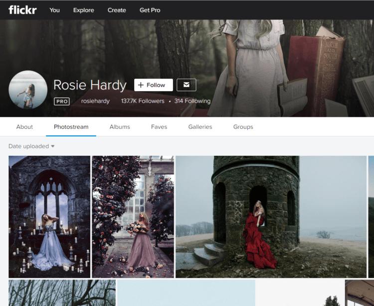 Flickr dla fotografów
