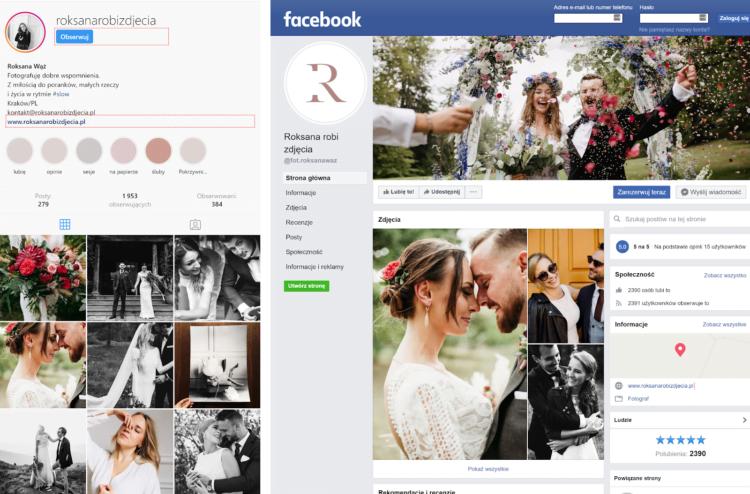Social media dla fotografów
