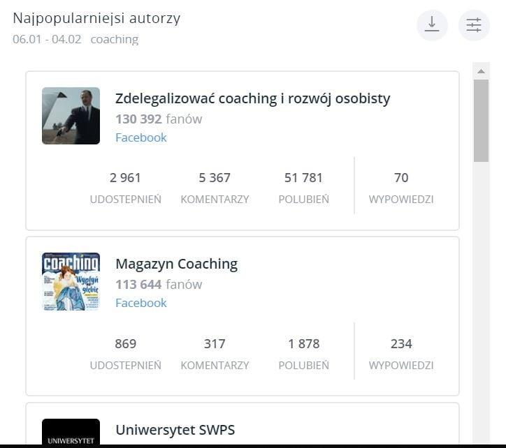 Zdelegalizować Coaching