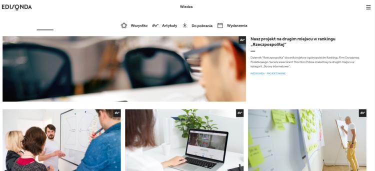 Blog firmowy branża IT