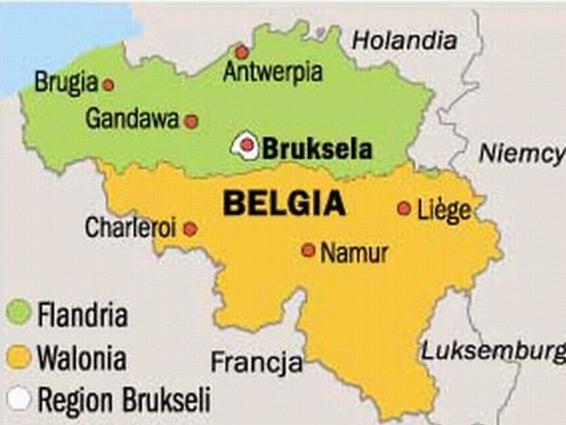 Belgia - w jakim języki SEO? Podział kraju