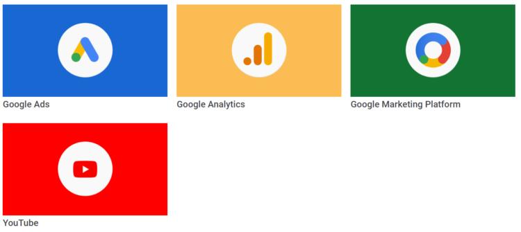 Google academy for ads - szkolenia