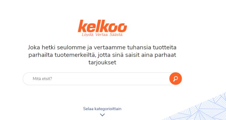SEO w Finlandii - kelkoo