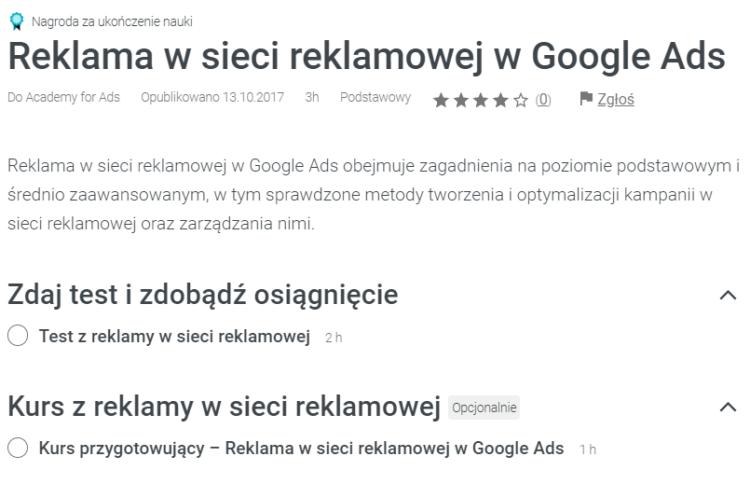 Sieć google