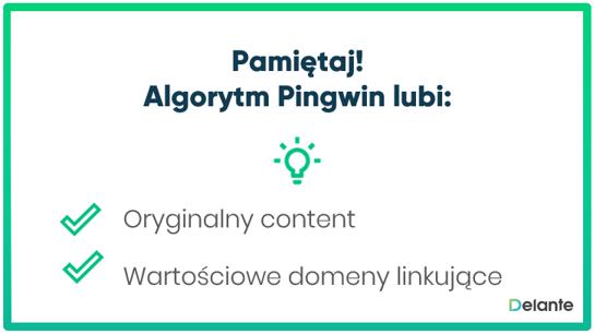 Algorytm pingwin definicja