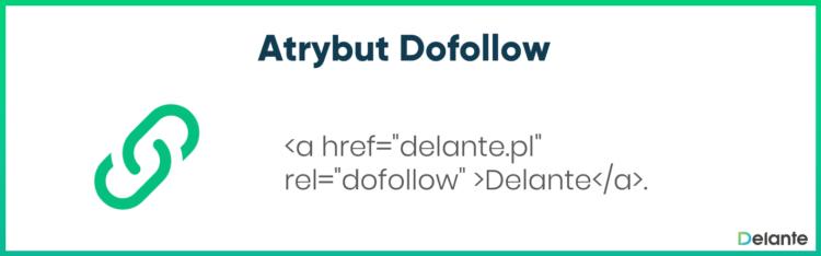 Atrybut dofollow - definicja