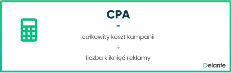 Jak obliczyć CPA