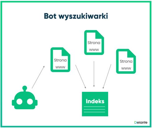 Bot wyszukiwarki Definicja
