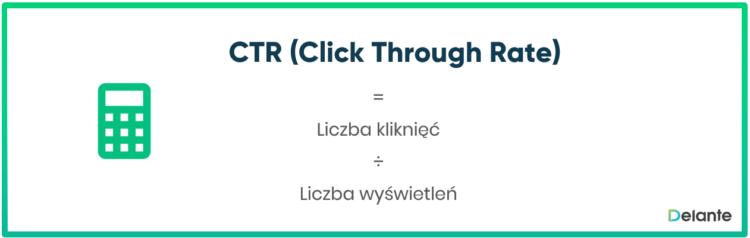 jak obliczyć CTR? definicja