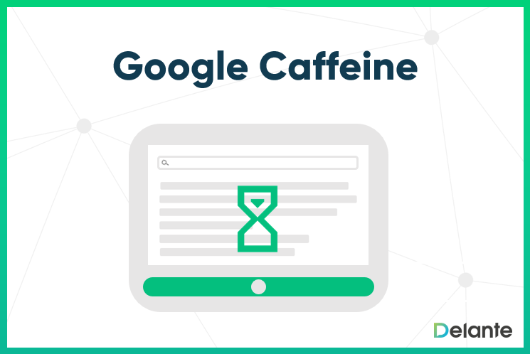 Google Caffeine definicja