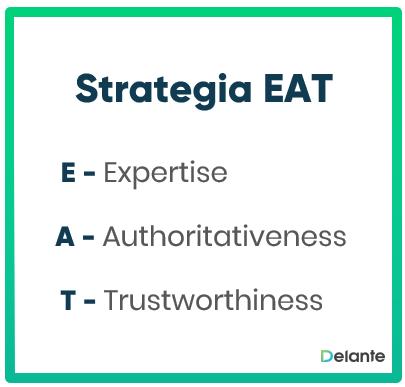Strategia EAT - jak reagować na zmiany algorytmu?