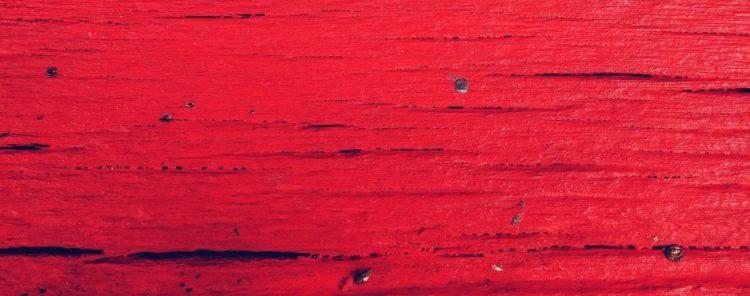 Reklama GDN - znaczenie koloru czerwonego, skojarzenia