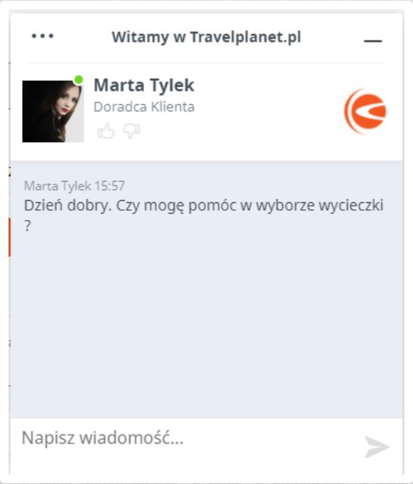 Chat na stronie - jak zachęcić użytkownika do kontaktu