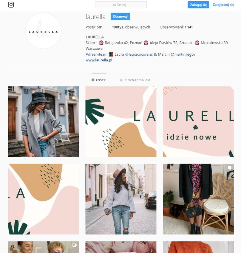 Stały klient w ecommerce - social media