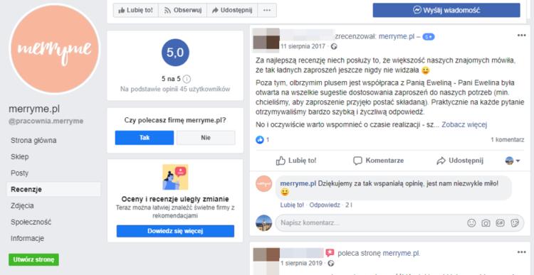Social Media SEO branża ślubna
