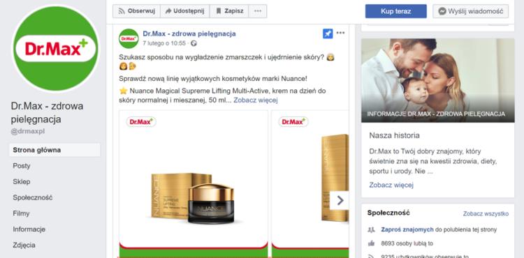 Social media - branża farmaceutyczna