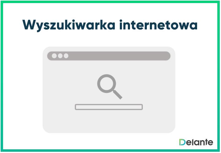 Co to jest wyszukiwarka internetowa?