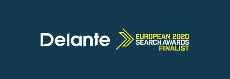 Delante jedną z 10 najlepszych dużych agencji SEO w 2020 roku w Europie!