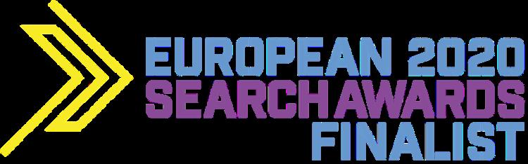 European Search Awards 2020 Finalist