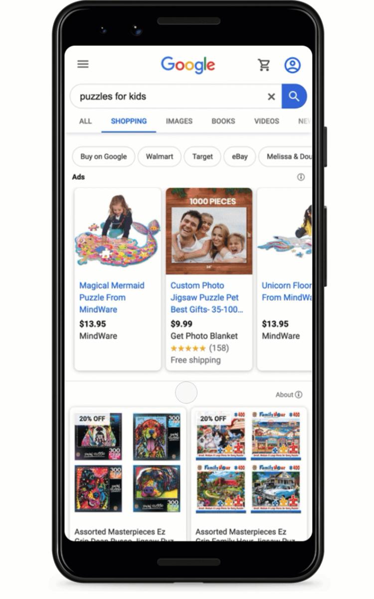 Google Shopping bez opłat - Google zakupy za darmo