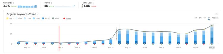 Wzrost widoczności w Google endera