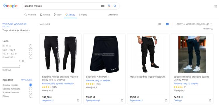 Google Zakupy co to jest