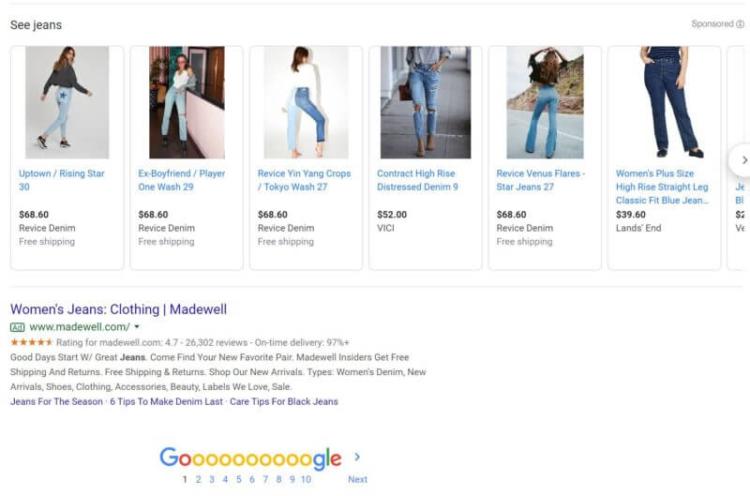 Google Zakupy - gdzie będą pojawiać się reklamy PLA?