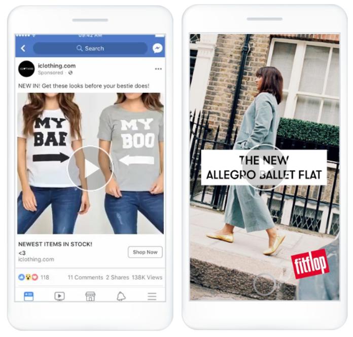 Reklama Facebook - wideo